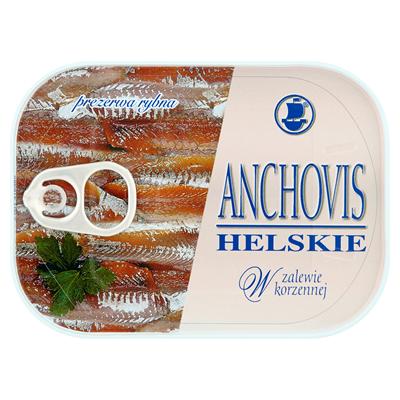 Koga-Maris Anchovis von der Halbinsel Hel in würziger Marinade 100 g
