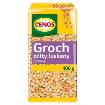 Cenos gelbe Erbsen geschälte hälften 400 g
