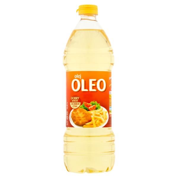 Oleo Olej słonecznikowy 0,9 l
