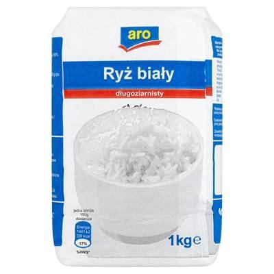 Papier- Reis 1 kg 6 Stück