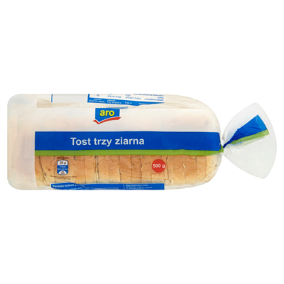 Aro Dreikorn-Toast 500 g