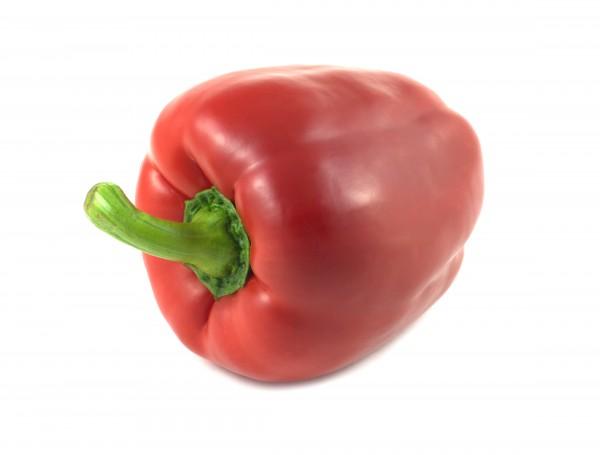 Rote Paprika 1 Stück