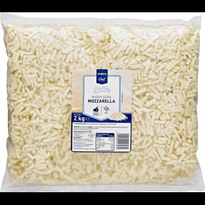 Macro Chefkoch Käse Mozzarella-Chips 2 kg