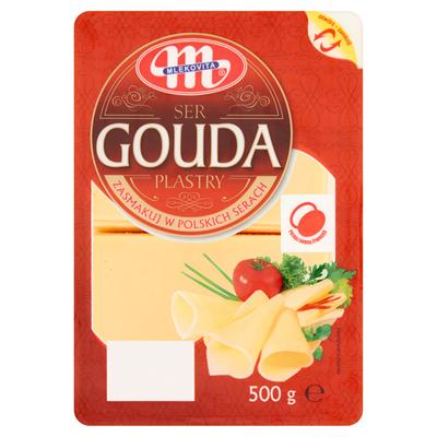 Mlekovita Gouda Käsescheiben 500 g