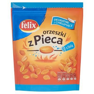 Felix gebratene Erdnüsse mit Salz 220 g