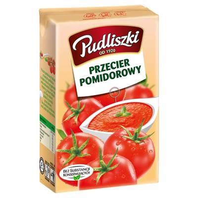 Pudliszki Tomatenmark 500g 4 Stück