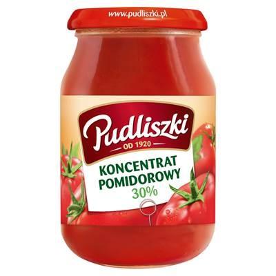 Pudliszki Tomatenmarkt 30% 200 g