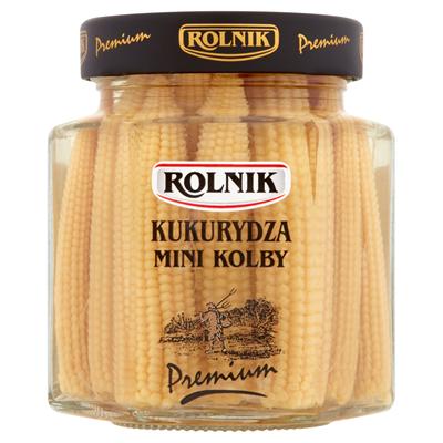 Rolnik Mais Mini-Spindeln 300g / 135 g 3 Stück