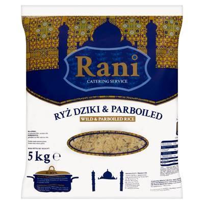 Rani Reis Wild & Parboiled 5 kg