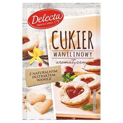 Delecta Vanillezucker 15 g