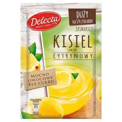 Delecta elly Zitronengeschmack 58 g